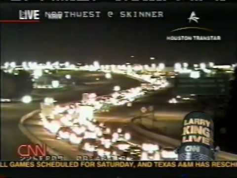 ARCHIVES: Hurricane Rita 2005 News Media Coverage (125 Min.)