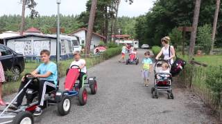 4 Sterne Campingpark Buntspecht in Brandenburg