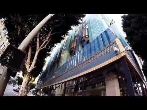 Wakacje w Kalifornii / GoPro Hero4 / FullHD 1080p / Los Angeles / Las Vegas / Palm Springs