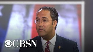 GOP Rep. Will Hurd slams Trump's decision to pull troops out of Syria