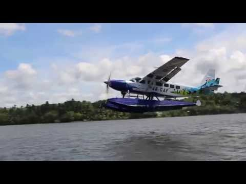 From Water to the Sky with Cessna 208 Caravan Amphibian
