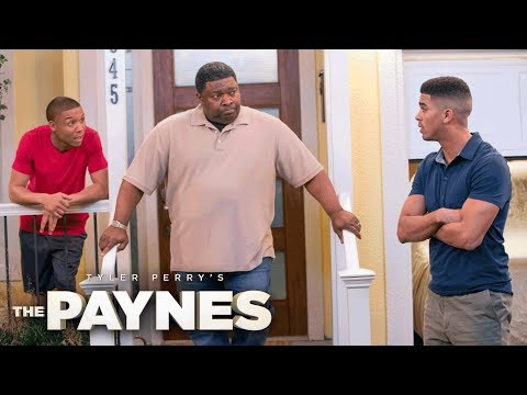 Curtis Stands Up to Kendrick | Tyler Perry's The Paynes | Oprah Winfrey Network