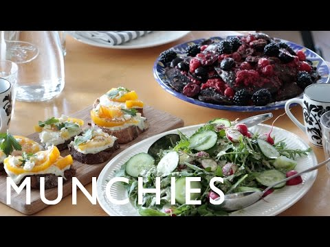 The Dinner Bell: A Dutch-Inspired Brunch In The Netherlands