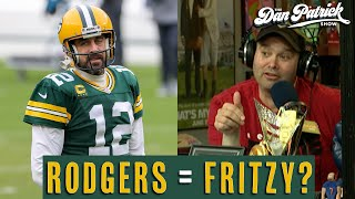 Does Aaron Rodgers = Todd Fritz? | 05/18/21
