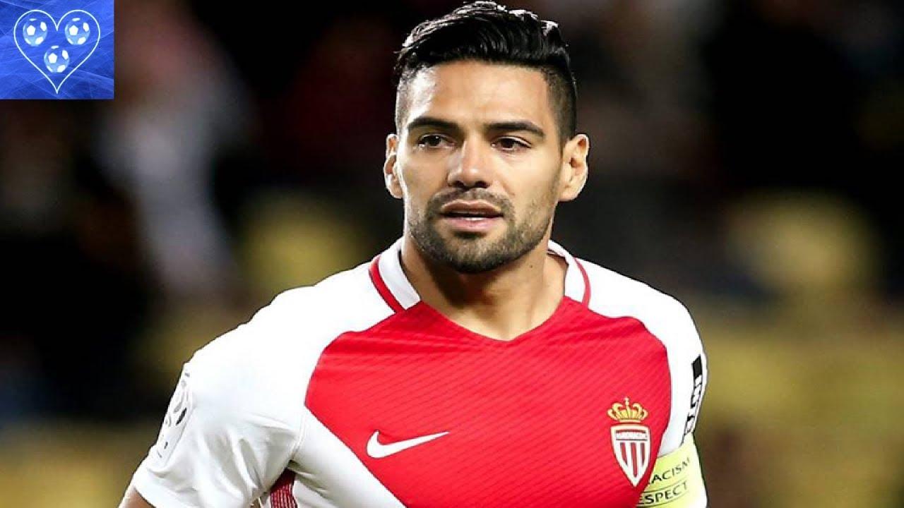 Radamel Falcao Goals & Skills 2017 2018 Monaco & Colombia