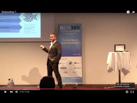The next step in Mobile Revolution. NEM360 Conference Stockholm