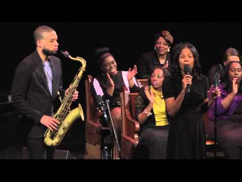 HALLELUJAH SAYS IT ALL - Tekesha Russell with Damien Sneed & Friends at Jazz at Lincoln Center