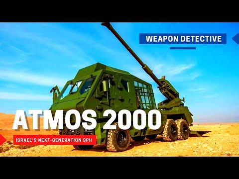 ATMOS 2000, Israel's Next-generation Self-propelled Howitzer