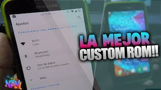 LA MEJOR ROM PARA EL GALAXY S5 G900F/M/P/V 2017+ huella dactilar | the best rom for samsung s5