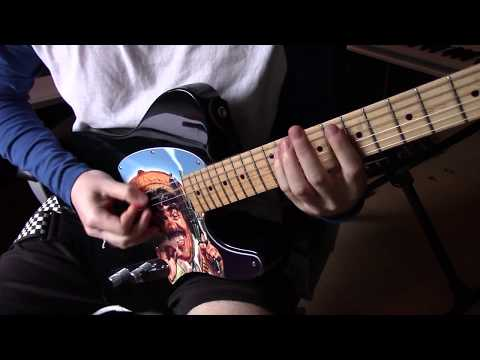 HOW TO DJENT ON A SIX STRING GUITAR