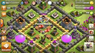 "Clash of Clans - Deel 1 ""Join de clan!"" Clan is gestopt"