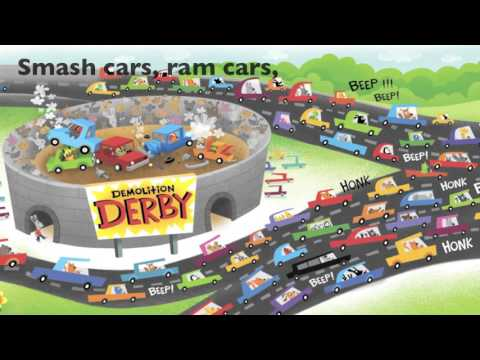 Calling All Cars by Sue Fliess Official Book Trailer