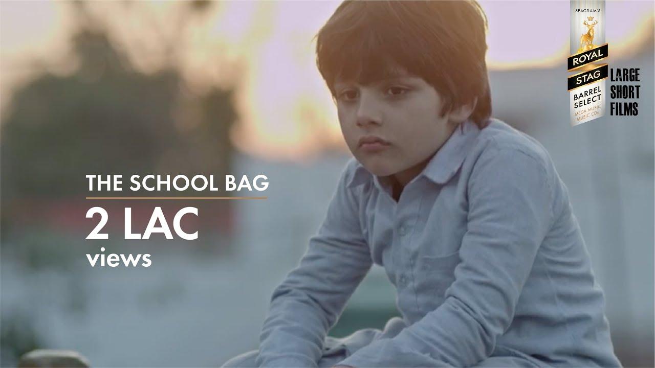 Trailer | The School Bag | Rasika Dugal | Royal Stag Barrel Select Large Short Films