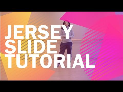 Hip Hop Dance Tutorial For Beginners   Jersey Slide by DJ Lil Man   Studio T