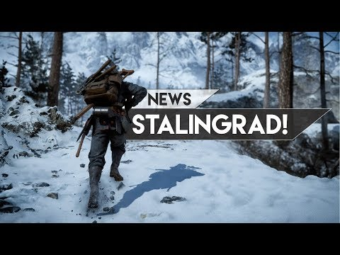 Stalingrad in Battlefield1! – Battlefield 1 News – Gamescom News