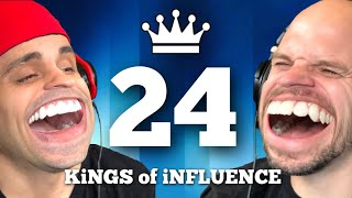 Kings Podcast #24 (Zombie Apocalypse, Spanking Your Kids, and Genetically Edited Babies)