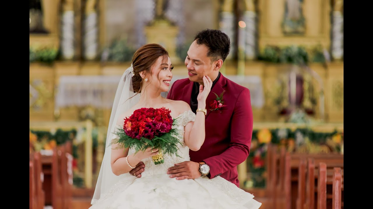 Getting Married in the Philippines - YouTube