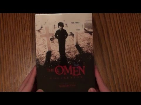 The Omen Collection UNBOXING