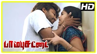 Paambhu Sattai Movie Scenes | Keerthi recollects past | Keerthi slaps Bobby Simha | Charlie