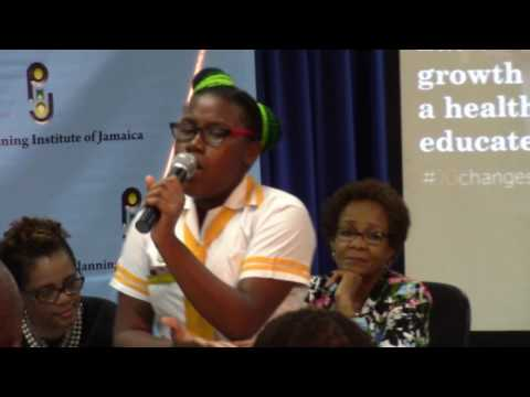 "UNFPA Caribbean - Listen to the heartfelt sounds of young Tiana- ""Why treat we like this?"""