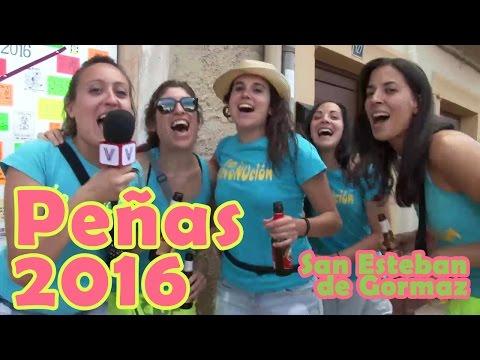 DÍA DE LAS PEÑAS 2016 - San Esteban de Gormaz