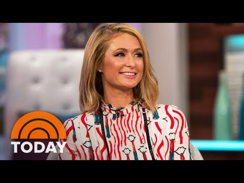 Paris Hilton Talks About Her Engagement With Chris Zylka, New Fragrance, And New Niece | TODAY