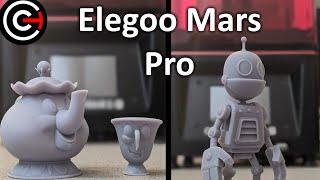 Elegoo Mars Pro Review - What's New?