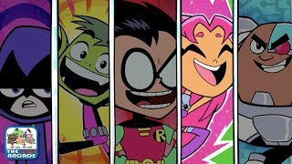Teen Titans Go: Slash of Justice - Starfire serves Justice to the Enemy (Cartoon Network Games)