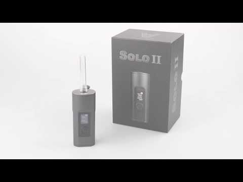 Arizer Solo 2 Vaporizer – What's In The Box?! | Namaste Vapes