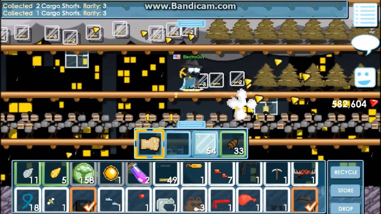 Growtopia How To Make Clothing Seed Youtube