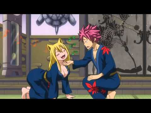 Natsu Y Lucy Momento Gracioso Fairy Tail OVA 4 SUB ESPAÑOL)