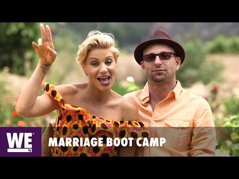 Lisa D'Amato & Adam Friedman Bio | Marriage Boot Camp: Reality Stars Season 5
