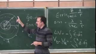 فیزیک ۲ - محمدرضا اجتهادی - دانشگاه صنعتی شریف - جلسه هشتم - خازن