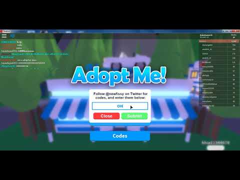 Full Download] Adopt Me All Active Codes 2018