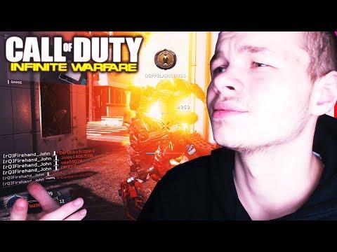 Schaffe ich die Infiziert NUKE?! | Live: Infinite Warfare
