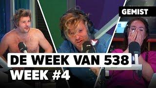 Sander Lantinga gaat uit de kleren! | De Week Van 538
