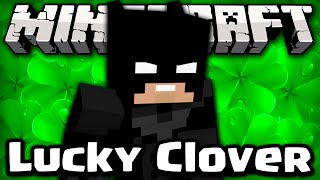 Minecraft - LUCKY CLOVER BOSS CHALLENGE - CAT WOMAN! (SuperHero Villians Mod / Lucky Clover Mods)