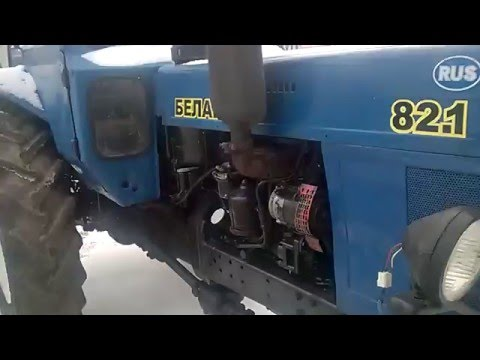 Видео больших тракторов -