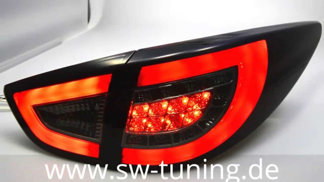 sw celis led r ckleuchten hyundai ix35 lm red smoke. Black Bedroom Furniture Sets. Home Design Ideas