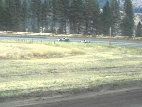 Eagle Track Raceway Street Stock Main Event Part 3 Aug 9th 2014