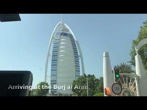 The Burj al Arab August 2017