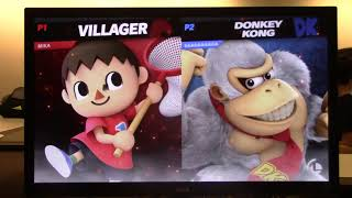 WeS | Mikazuchi (Villager) vs. Nathan Pineapple (Donkey Kong) - Losers Top 8 - WGA Colosseum 7