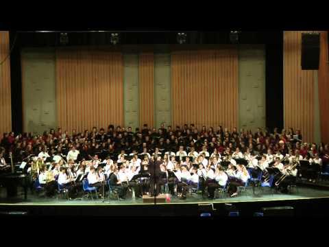 London Central Music Department - Carmina Burana - O Fortuna, Carl Orff