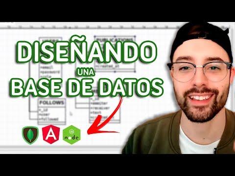 ✐ Diseñar Una Base De Datos Para Crear Una Red Social Con NodeJS, MongoDB Y Angular ⚡ Víctor Robles