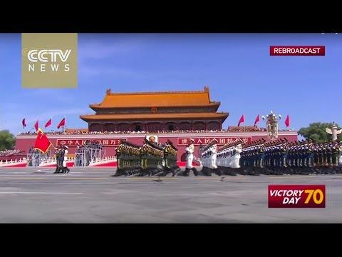 抗战胜利70周年阅兵全回顾 China V-Day Parade 2015