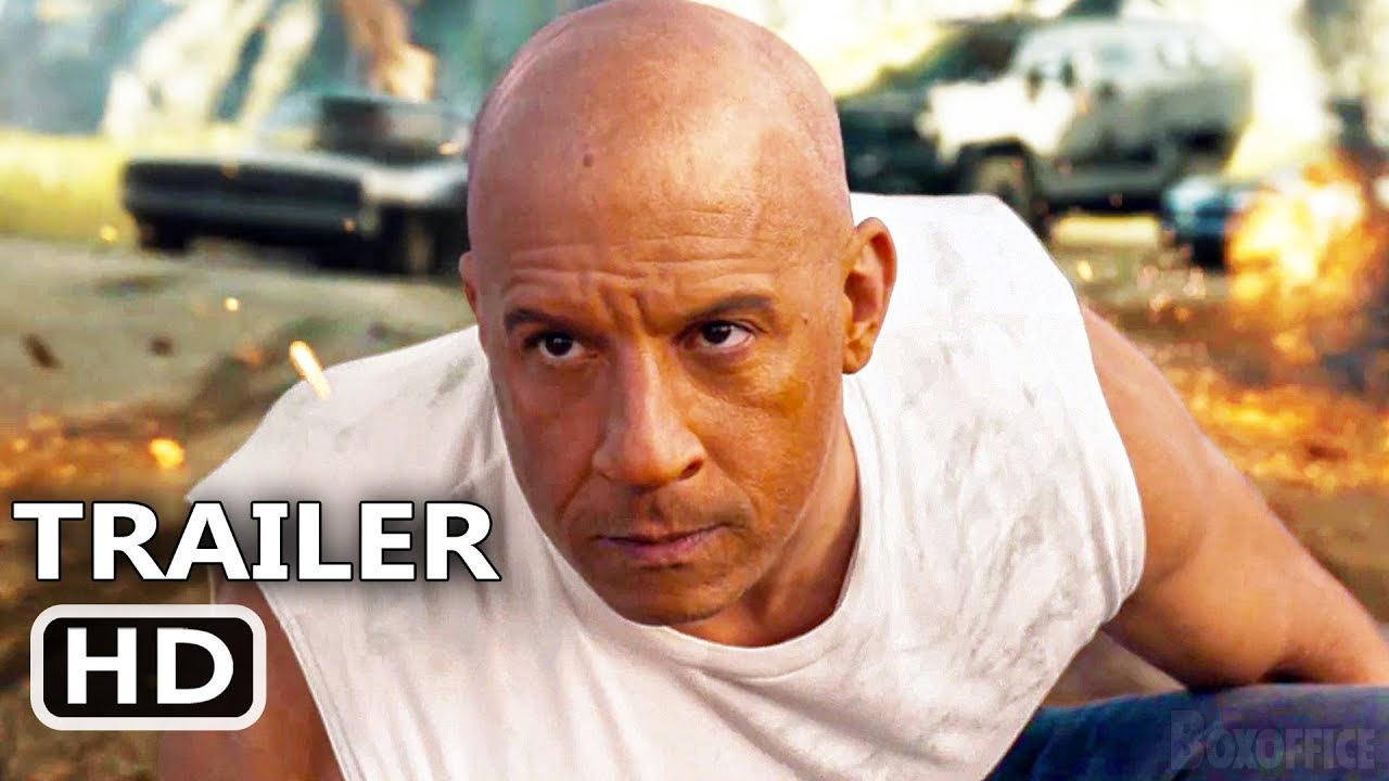 """Download FAST & FURIOUS 9 """"Dom VS Stealth Aircraft"""" Trailer (2021)"""