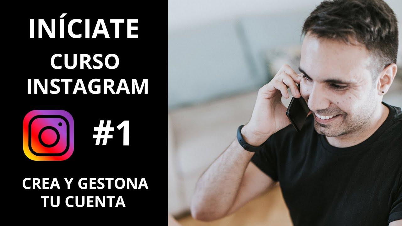 Cómo crear una Cuenta en Instagram y Gestionar varias a la vez - #1