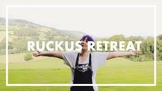 Creative? || Ruckus Retreat Vlog [CC]