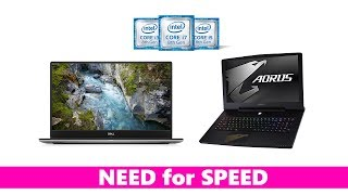 Over Clock the Laptop i7 8th Gen intel processors - How Fast🔥🔥🔥