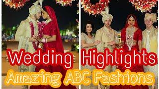Priyanka♡Nicky Wedding Collection ■ Happy wedding Priyanick ♡